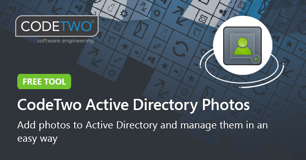 Add photos to Active Directory and manage them in an easy way