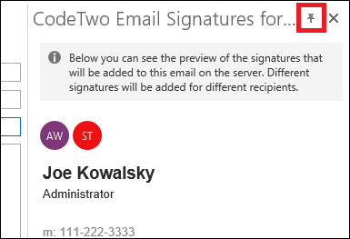 how to change email signature in outlook office 365