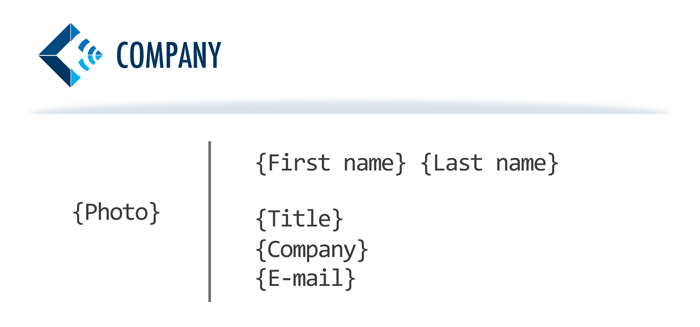 Email Signature Templates Html | E Signature Format Ibov Jonathandedecker Com