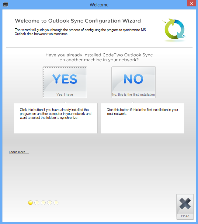 Quick guide to creating a synchronization group | CodeTwo Outlook