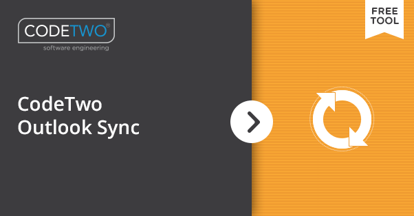 Synchronize Outlook data | CodeTwo Outlook Sync