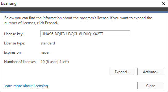 activate office 365 license key