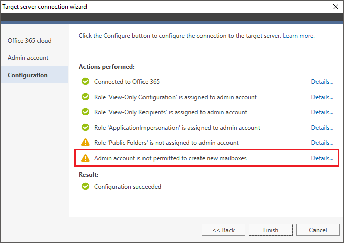 Troubleshooting - EWS connectivity (Exchange & Office 365