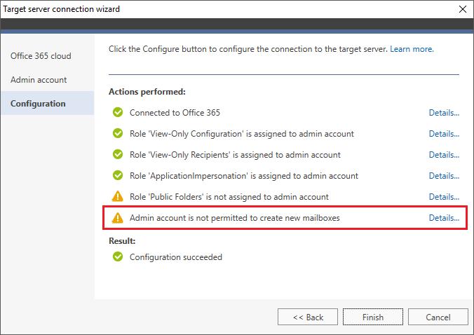 Troubleshooting - EWS connectivity (Exchange & Office 365) - New
