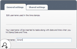 Settings in CodeTwo Task Workflow - for Outlook task management