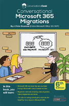 Conversational Microsoft 365 Migrations PDF cover