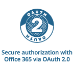 Office 365 Migration security OAuth