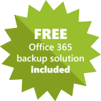 Free Office 365 backup tool included
