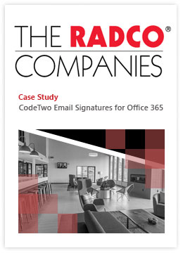 C2 Esig for Office 365 - CS - The RADCO Companies
