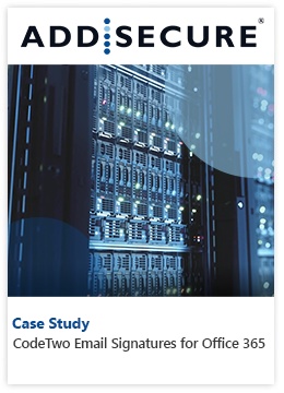 Esig O365 - Case Study - AddSecure cover image 3