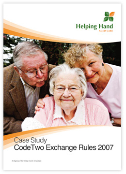 CodeTwo Exchange Rules Family - CS - Helping Hand Aged Caren