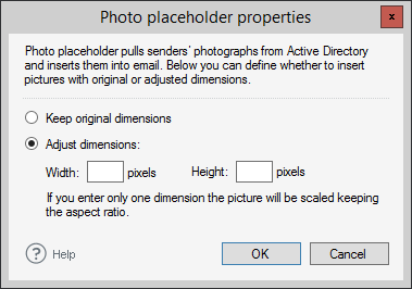 ER Pro 2.x - Photo placeholder.