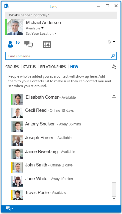 Active Directory photos in MS Lync