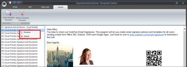 Creating and editing signatures email signatures edit template maxwellsz