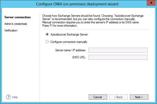 Email Signatures - OWA automatic server location.